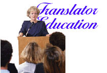 traduction job field