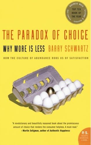 the-paradox-of-choice