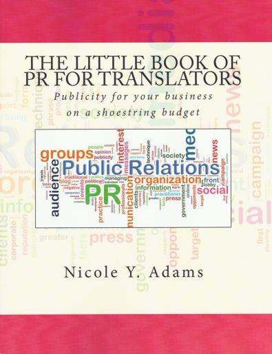 Free e books the little book of pr for translators fandeluxe Choice Image
